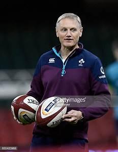 Joe Schmidt Rugby Union Coach Photos – Pictures of Joe ...