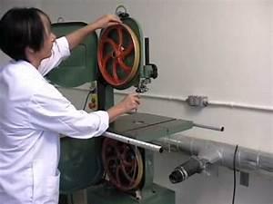 Scie à Ruban : la scie ruban youtube ~ Edinachiropracticcenter.com Idées de Décoration