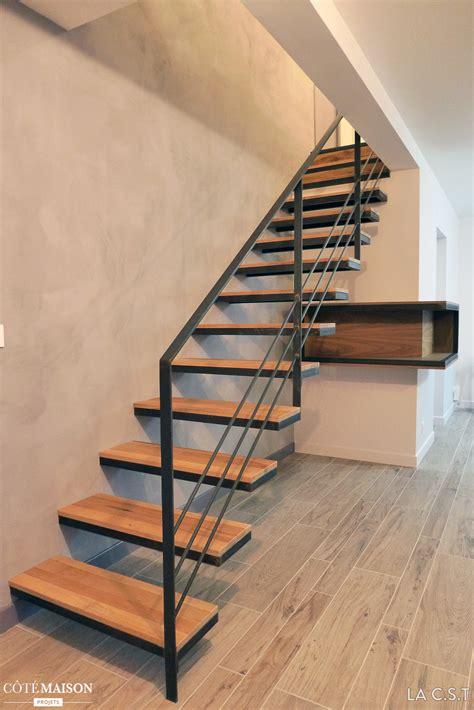 angle d un escalier r 233 alisation d un escalier 224 l esprit industriel la c s t c 244 t 233 maison