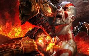 God Of War III Remastered Watch The New Gameplay On PS4
