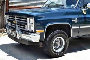 1986 Chevy Blazer K5  1