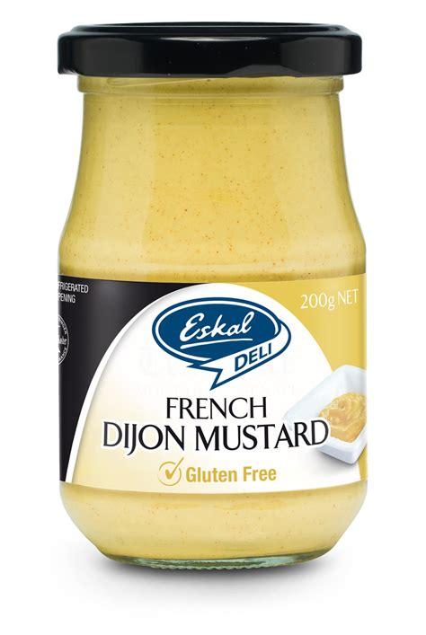 what is dijon mustard dijon mustard 200g