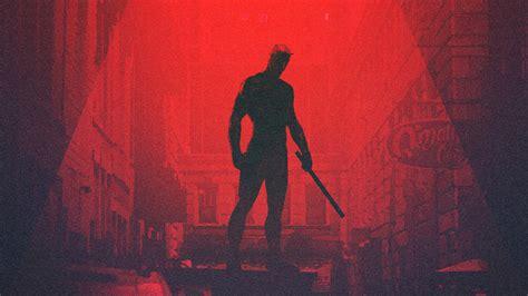 Download Daredevil Minimalism Artwork 1920x1080 Resolution