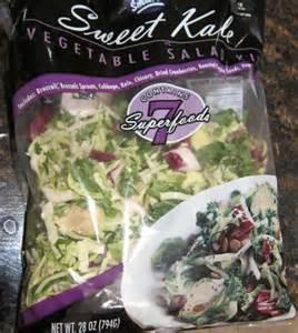 Kale Salad at Costco