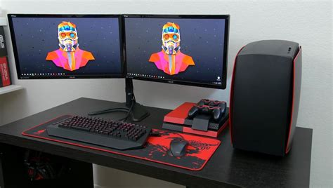 bureau pc gamer 8 bureaux de gamer qui donne envie le clan lda