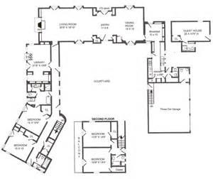 Inspiring Hacienda Style Homes Floor Plans Photo by Hacienda Floor Plans So Replica Houses