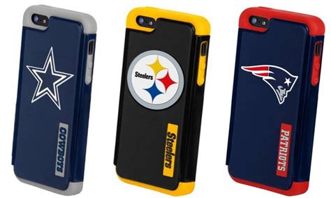 jcpenney nfl fan shop nfl team cases for iphone 5 5s se groupon