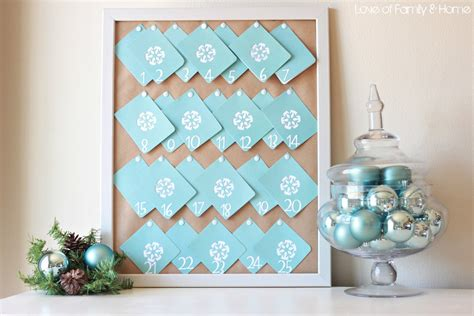 diy advent calendar ideas diy advent calendar love of family home