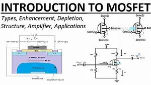 Introduction To Mosfet