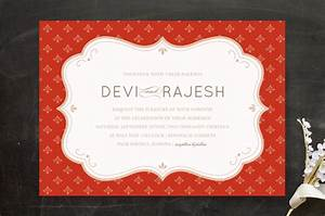 Diy indian wedding invitation multiculturally wed for Indian wedding invitations minted