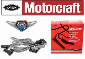 Motorcraft Wr6068 Spark Plug Wire Set 2002