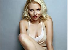 Hot Girl Scarlett Johansson ENTERTAINMENT