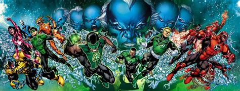 the best green lantern the best 25 dc new 52 comics to start with comic book