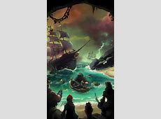 Wallpaper Sea of Thieves, 2017 Games, Xbox One, PC, 4K