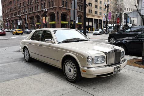 Rolls Royce Seraph by Used 2002 Rolls Royce Silver Seraph For Sale 67 800