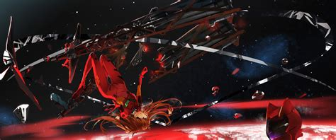 3440x1440 Wallpaper Anime - neon genesis evangelion hd fondo de pantalla and