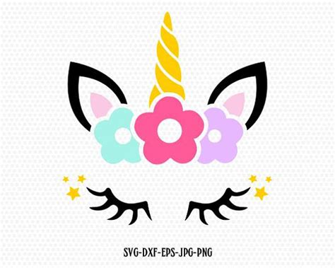 You can copy, modify, distribute and perform the work, even for commercial purposes, all without asking permission. Unicorn SVG Unicorn head Svg unicorn with eyelashes