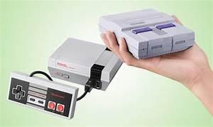 SNES Classic vs NES Classic: Which Retro Console Is For ...  Nes