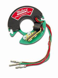 Mallory 609 Replacement Magnetic Breakerless Module
