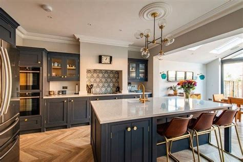 53 kitchen breakfast bar design ideas to inspire you page ...