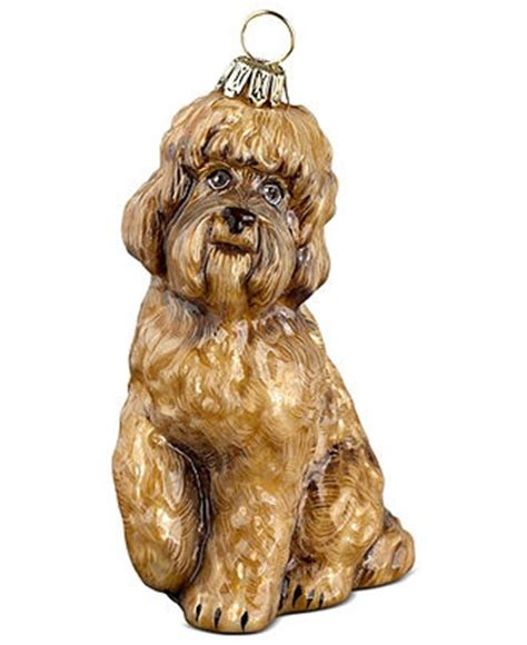 labradoodle holiday ornaments 45 best images about ornaments pets on