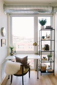 50, Best, Small, Space, Office, Decorating, Ideas, On, A, Budget, 2019