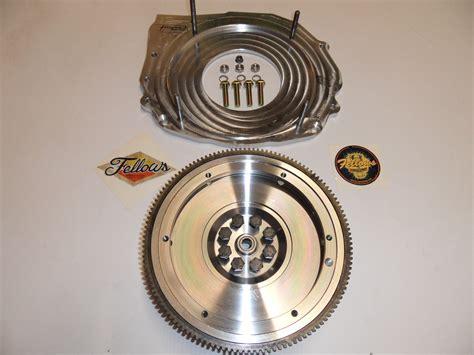 Flywheel & Adapter Plate Kit