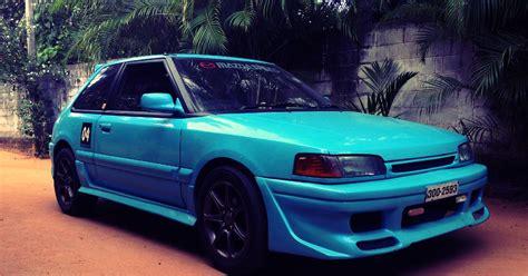 1994 mazda 323 hatchback