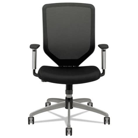 hon 174 boda series high back work chair padded mesh seat