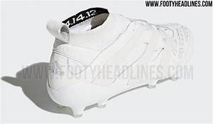 EXCLUSIVE: Limited-Edition Whiteout Adidas Predator ...