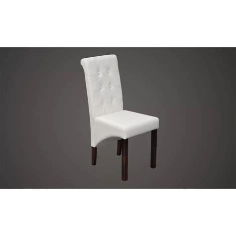 6 Stuhle Esszimmer by Esszimmer St 252 Hle Klassik 6 Stk Wei 223 G 252 Nstig Kaufen