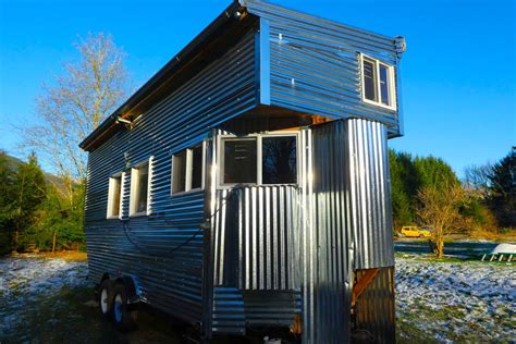 tiny house listing shiny tiny a bright idea for a tiny house on wheels
