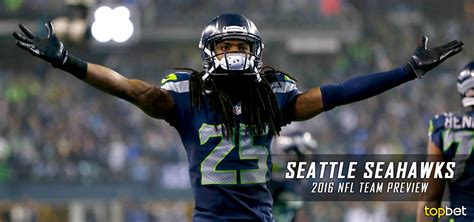 seattle seahawks   team preview odds