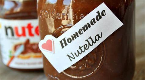 faire du nutella maison enfin la recette secr 232 te du nutella 224 faire maison