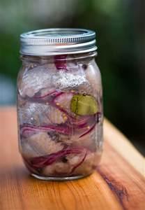 Pickled Herring Jar