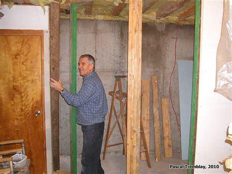 construire sa chambre chambre froide walk in idée plan et de