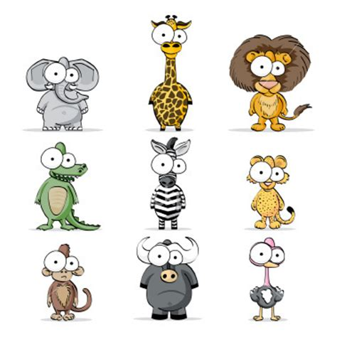 cartoon animals animals photo  fanpop