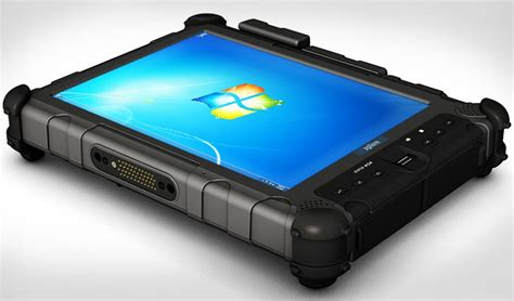 Rugged Tablets Windows 7 by ハードな用途にも耐えられるタフなwindows 7搭載タブレットpc Xplore Gigazine