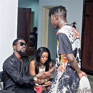 Sarkodie Is So Proud Of Stonebwoy