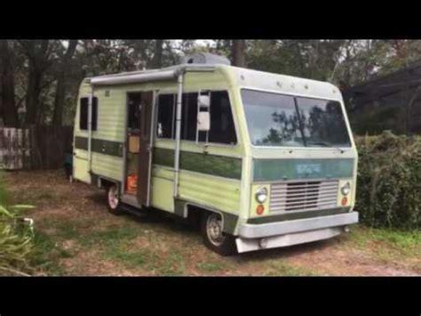 1976 Dodge Titan Rv Motorhome Youtube