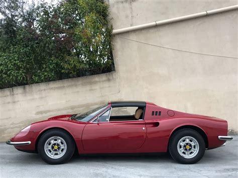 Come test drive a ferrari today! For Sale 1973 FERRARI Dino 246 GTS