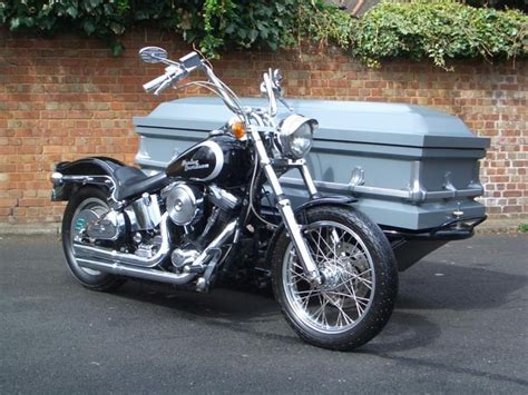 27 Best Motorcycle Hearses / Coaches Images On Pinterest