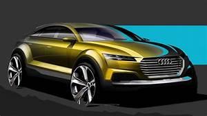 Audi Q4 Occasion : audi q4 concept premier teaser avant p kin ~ Gottalentnigeria.com Avis de Voitures