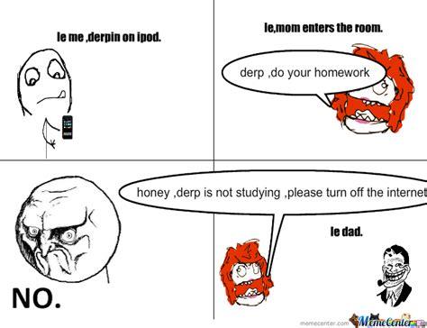No Internet Meme - no homework no internet by dark1assassin meme center