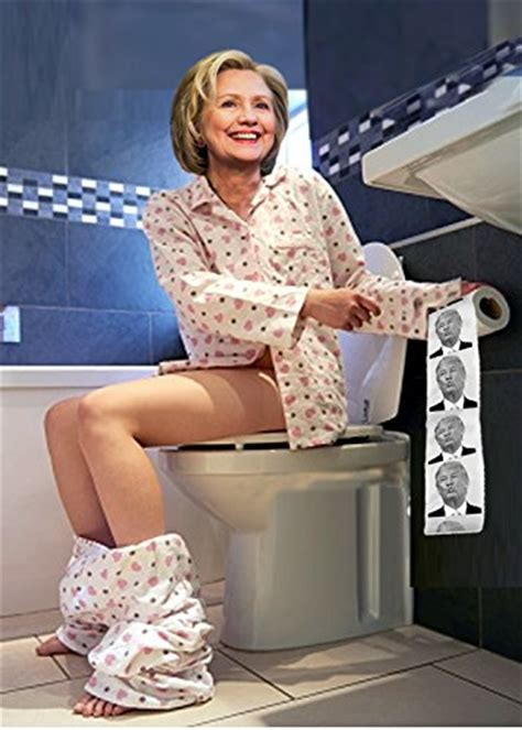 donald trump toilet paper dump  trump highly