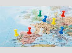 Países que forman parte del espacio Schengen