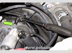 BMW E90 Starter Replacement E91, E92, E93 Pelican