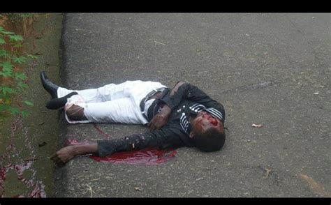 Fatal Accident At Unubi, Anambra State
