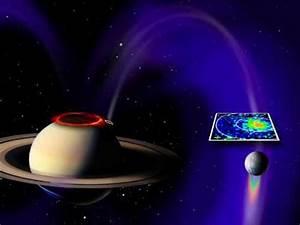 Gli strani legami tra Saturno e i suoi satelliti - Focus.it