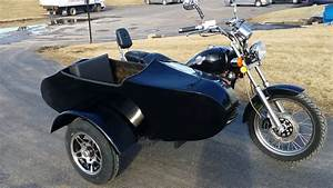 250cc Motorcycle With Sidecar Rtd Road Cat For Sale